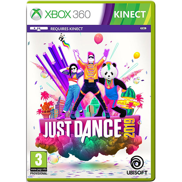 Just Dance 2019 (2018) RF.Xbox 360