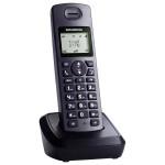 Telefon DECT GRUNDIG D1140, digital, 50 memorii, negru