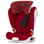 Scaun auto BRITAX ROMER KidFix XP SICT, 15-36kg, Isofit, Flame Red