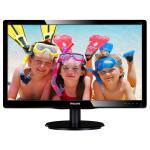 "Monitor LED PHILIPS 226V4LAB/00, 21.5"", Full HD, negru"