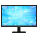 "Monitor LED PHILIPS 243V5LSB/00, 23.6"" Full HD, negru"