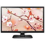 Televizor LED High Definition, 60cm, LG 24MT47D-PZ
