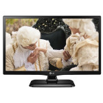 Televizor LED High Definition, 69cm, LG 28MT47D, Negru
