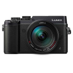 Camera foto mirrorless PANASONIC DMC-GX8, 20.3Mp, 3 inch, inregistrare 4K + obiectiv 12-35mm /f2.8, black