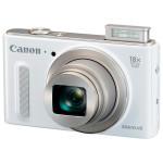 Camera foto digitala CANON PowerShot SX610, 20Mp, 18x, alb