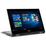 """Laptop 2 in 1 DELL Inspiron 5368, Intel® Core™ i3-6100U 2.3GHz, 13.3"""" Full HD Touch, 4GB, 500GB, Intel® HD Graphics 520, Windows 10 Home"""