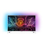 Televizor LED Smart Ultra HD, Android, 139cm, PHILIPS 55PUS6561/12