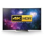 Televizor curbat LED Smart Ultra HD 4K HDR, Android, 165cm, Sony BRAVIA KD-65SD8505