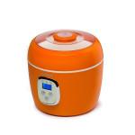 Aparat pentru preparat iaurt OURSSON FE0205D/OR, 2l, 3 programe, portocaliu