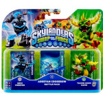 Skylanders SWAP Force Battle Pack 2 (Grim Creeper, Thorn Horn Camo, Arkeyan Crossbow)
