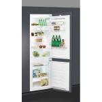 Combina frigorifica incorporabila WHIRLPOOL ART 6502/A+, 275l, A+, inox