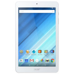 "Tableta ACER Iconia One 8 B1-850, Wi-Fi, 8.0"", Quad Core MT8163 1.3GHz, 16Gb, 1GB, Android Lollipop 5.1, alb"