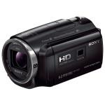 Camera video SONY HDR-PJ620B, 30x, 3 inch, HDMI, Wi-Fi, NFC, negru