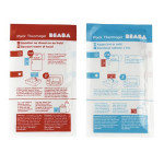 BEABA - Set 2 pachete termogel pentru racire/incalzire