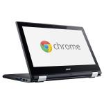 "Chromebook ACER C738T-C17E, 11.6"" Touch, Intel® Celeron® N3050 pana la 2.16GHz, 2GB, eMMC 32GB, Intel® HD Graphics, Chrome OS"