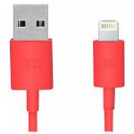 Cablu de date USB Apple Lightning, PROMATE linkMate-LT, Portocaliu