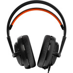 Casti gaming STEELSERIES Siberia 200 Black