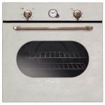 Cuptor incorporabil CANDY FCL614/AV, electric, 53l, A, Avena