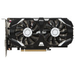 Placa video MSI NVIDIA GeForce GTX 1050 2GT OC, 2GB GDDR5, 128bit, GTX 1050 2GT OC