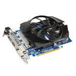Placa video GIGABYTE AMD Radeon R7 260X, 2GB GDDR5, 128bit, R726XOC-2GD