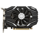 Placa video MSI AMD Radeon RX 460 OC, 2GB GDDR5, 128bit, RX 460 2G OC