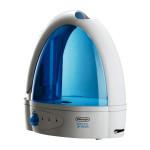 Umidificator de aer DE LONGHI UH700M, 6.1l, 300 ml/h, 260W, alb