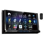 "DVD player auto JVC KW-V420BT, 4x50W, 2DIN, 7"", USB, Bluetooth"