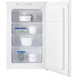 Congelator NoFrost ELECTROLUX EUN1000AOW, 98l, A+, alb