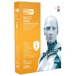 Antivirus ESET NOD32 Smart Security Multipack V9, 1 an, 4 utilizatori