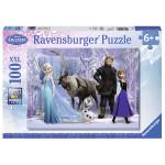 Puzzle RAVENSBURGER Frozen, 100 piese