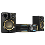 Minisistem PHILIPS FX25/12, 300W, USB, Bluetooth, NFC, FM