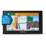 "Sistem de navigatie GARMIN DriveSmart 50 LM, 5"", Full Europa LifeTime, Bluetooth"