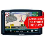 "Sistem de navigatie EVOLIO Hi-Speed 5, LCD, 5"", 128 MB, 4GB, Harta Europa"