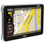Sistem de navigatie PNI L807, Touchscreen 7 inch, 8GB, microSD