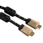 Cablu audio - video HDMI HAMA 122125, 3m