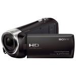 Camera video Full HD SONY HDR-CX240E, negru