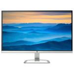 "Monitor LED IPS HP 27es, 27"", Full HD, argintiu-negru"