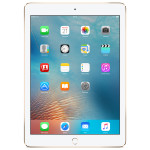"Apple iPad Pro 9.7"", Wi-Fi + 4G, 256GB, Ecran Retina, A9X, Gold"