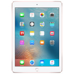 "Apple iPad Pro 9.7"", Wi-Fi, 128GB, Ecran Retina, A9X, Rose Gold"