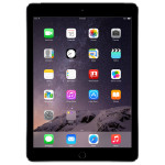 "Apple iPad Air 2, 32GB, Wi-Fi + 4G, Ecran Retina 9.7"", A8X, Space Gray"