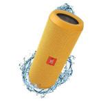 Boxa portabila Bluetooth JBL Flip 3, galben