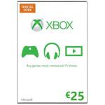 Xbox Live 25 EUR - CD Key