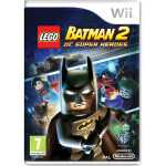 LEGO Batman 2 - DC Super Heroes Wii