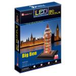 Puzzle 3D CUBICFUN CBF4 - Big Ben (U.K)
