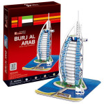 Puzzle 3D CUBICFUN CBF2 - Burj Al Arab