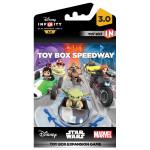 Disney Infinity 3.0 Toy Box Set - Speedway