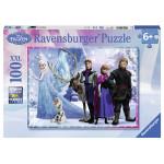 Puzzle RAVENSBURGER - Disney Frozen, 100 piese