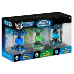 Figurina Triple Crystal Pack- Water/Air/lLife (Wave 1) - Skylanders Imaginators