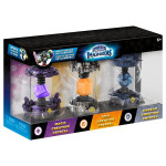 Figurina Triple Crystal Pack- Magic/Tech/Undead (Wave 1) - Skylanders Imaginators