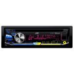 Radio CD auto JVC KD-R971BT, 4x50W, Bluetooth, USB, Vario Color
